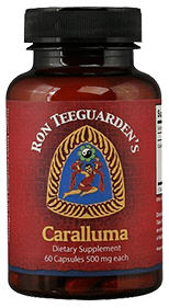 Ron Teeguarden's Dragon Herbs Caralluma Caralluma Fimbriata Supplement Review