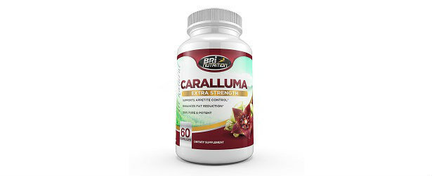 BRI Nutrition Caralluma Extra Strength Review