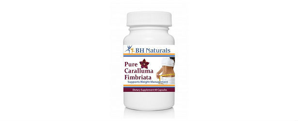 Bathhouse Naturals Caralluma Fimbriata Review